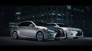 lexus vehicles youtube the 2017 lexus es commercial u201csome you time u201d youtube