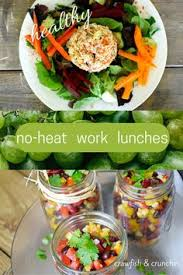 90 healthy no heat lunches for taking to work low carb lunches