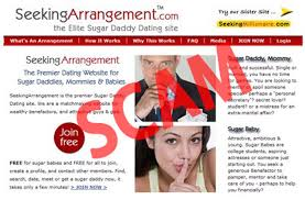 Seeking Website Ripoff Report Seekingarrangement Complaint Review