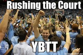 Duke Basketball Memes - rushing the court you re better than that english 211s digital