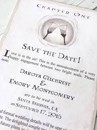 harry potter wedding invitations best 25 book wedding invitations ideas on save the