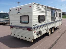 1990 fleetwood prowler lynx 24c travel trailer sioux falls sd rv 1990 fleetwood prowler lynx 24c