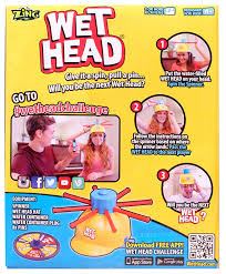 Sitting In A Room Playing Russian Roulette - amazon com wet head game toys u0026 games