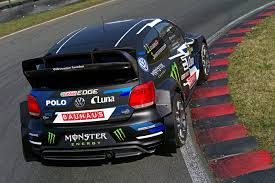volkswagen supercar vw polo rally car reborn as petter solberg u0027s new 570 horspower gti