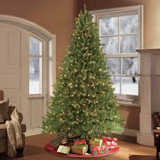 puleo international 7 5 pre lit douglas fir premier artificial