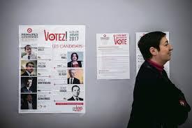 tenue bureau de vote présidentielle les militants ps misent sur le débat télévisé pour