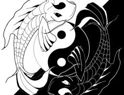 falcon yin yang back shoulder tattoo photos pictures and