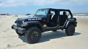 kevlar jeep blue our fleet outer banks jeep rentals