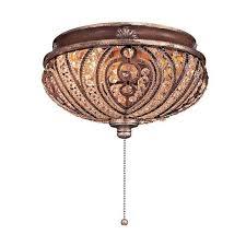 light attachment for ceiling fan minka aire universal 2 light bowl ceiling fan light kit reviews