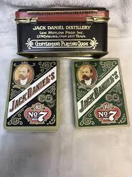 Gentleman Jack Gift Set Jack Daniels Tin Box Ebay