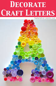 Pinterest Crafts Kids - best 25 button letters ideas on pinterest button crafts crafts