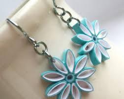eco friendly earrings eco friendly paper earrings jewelry pdf tutorials by honeyshive