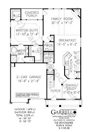 Stone House Plans Devonshire House Plan Craftsman House Plans