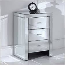 bedroom furniture bedside cabinets mirrored furniture mirrored bedroom furniture homes direct 365