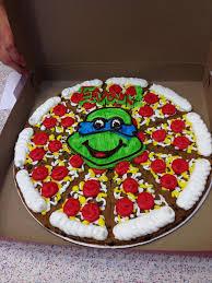 birthday cookie cake cookie cake decorating ideas birthday turtle cookie cake