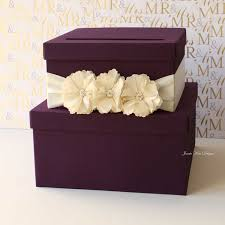 wedding gift box ideas wedding card box ideas etsy in marvelous images about wedding car