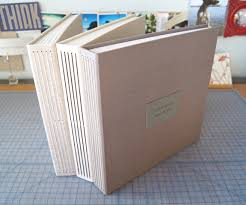 photo album set square wedding albums hinged strung stitched