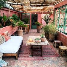 Living Home Outdoors Patio Furniture by Best 25 Bohemian Patio Ideas On Pinterest Outdoor Spaces