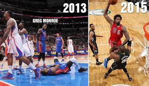 Deandre Jordan Meme - 2 years after watching deandre jordan kill brandon knight greg