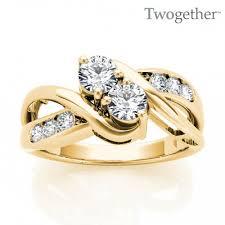 diamond rings sale images Two stone diamond ring heiser 39 s jewelry jpg