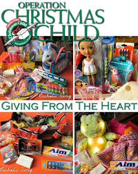 operation christmas child giving from the heart catholic icing