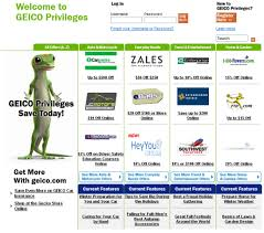 Geico Car Insurance Estimate by Geico Insurance Car Rental Car And Insurance Package For