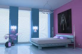 bedroom astonishing design purple violet color traditional diy