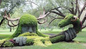 Montreal Botanical Gardens Montreal Botanical Garden S Living Sculptures Are Insanely Surreal