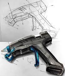 industrail design sketch u0026 marker rendering tutorial on behance