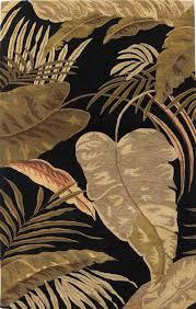 havana by kas oriental rugs area rug 2616 midnight rainforest