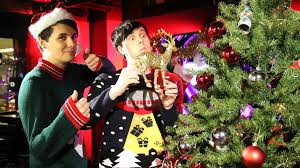 bbc radio 1 dan and phil christmas fun