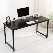 Small Black Computer Desk Desk White Desk With Storage White Office Table Small Black