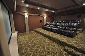 decor for home theater room theater room carpet ideas carpet nrtradiant