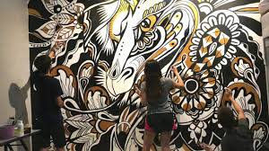 mural artist wall craft official video youtube