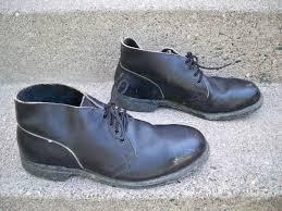 mens black leather biker boots canada men vintage union made black leather motorcycle biker