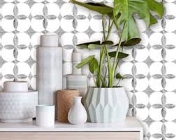 vinyl peel and stick wallpaper marble wallpaper etsy