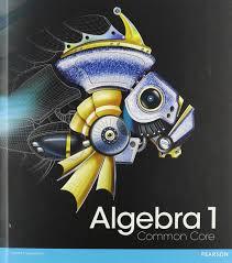 amazon com algebra 1 common core student edition grade 8 9