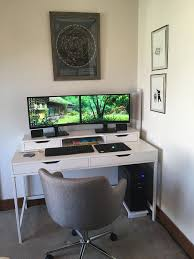 Home Office Gaming Setup 681 Best Gaming Images On Pinterest Pc Setup Gaming Setup And