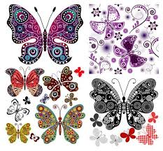 248 best vlinders images on butterflies clip and