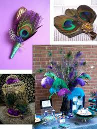 mesmerizing peacock feather decorations home with decor decoration