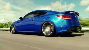 hyundai supercar hyundai genesis coupe tuning full hd 1080p trap supercar youtube