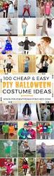 100 cheap and easy diy halloween costume ideas easy halloween