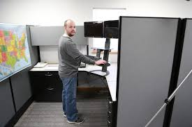 wonderful ergonomic standing desk setup with benefits of a sit