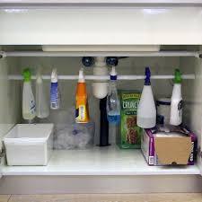 kitchen sink storage ideas easiest the sink organizer hack hometalk