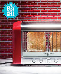Magimix Toaster The Easy Sell Glass Fronted Toaster