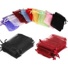 mesh gift bags with tracking number new fashion wedding favor organza pouch