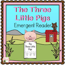 pigs emergent reader freebie apple tree room