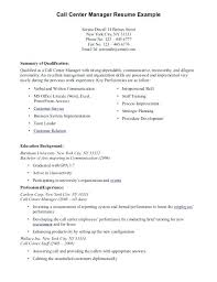 sample resume for non experienced applicant resume for