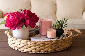 Home Table Decor by Coffee Table Styling U0026 Decor Ideas Michelle Got Married