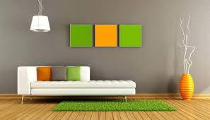 interesting best interior paint colors to sell your home for gray interior paint colors for modern living room with white leather sofa and green home painting